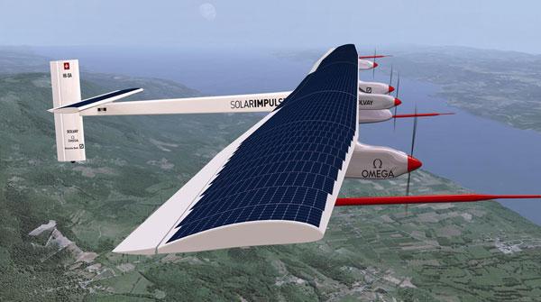 Solar Impulse – European Solar Flights