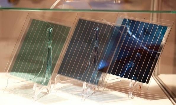 Pannelli solari semi trasparenti e flessibili per le - Pannelli oscuranti per finestre ...