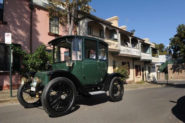 L'innovazioe è l'auto elettrica… del 1915