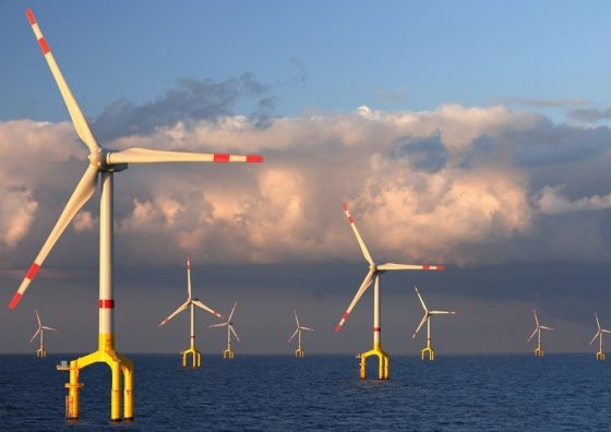 Una super-rete europea per l'eolico offshore